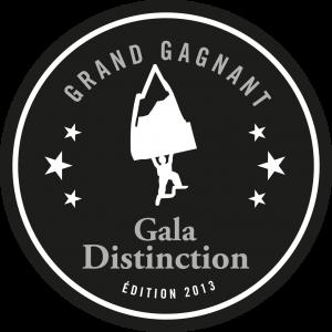 Logo - Gagnant 2013